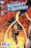 EN - Wonder Woman (2006 3rd Series) #604A