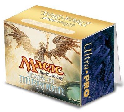 Krabička na karty - MtG: Scars of Mirrodin (82596)