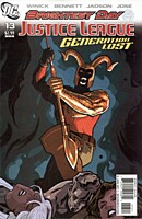 EN - Justice League: Generation Lost (2010) #13A