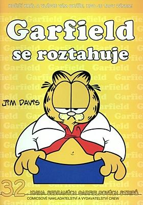 Garfield 32: Garfield se roztahuje