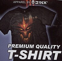 Diablo 3 - Tričko Special Edition