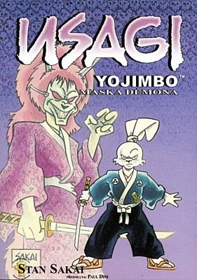 Usagi Yojimbo 14: Maska démona