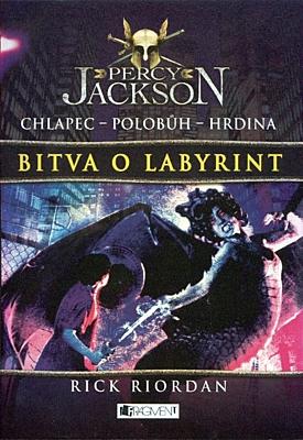 Percy Jackson 4: Bitva o labyrint