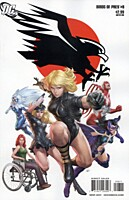 EN - Birds of Prey (2010 2nd Series) #08