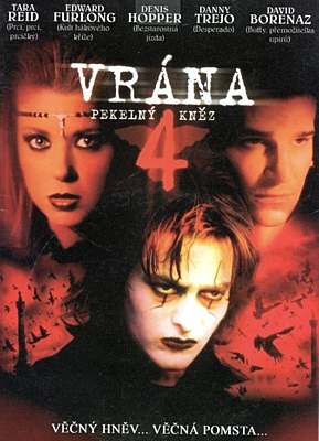 DVD - Vrána 4: Pekelný kněz
