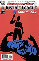 EN - Justice League: Generation Lost (2010) #19A