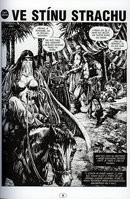 Comicsové legendy 21 - Conan 6
