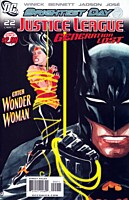 EN - Justice League: Generation Lost (2010) #22A