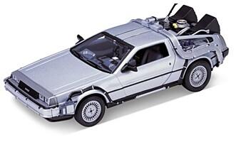 Back to the Future 1 - Diecast Model 1/24 - 81 DeLorean LK Coupe