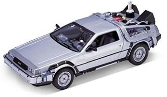 Back to the Future 2 - Diecast Model 1/24 - 81 DeLorean LK Coupe