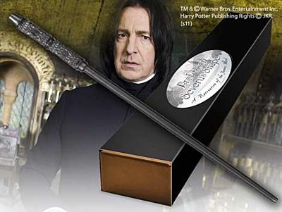 Kouzelnická hůlka - Severus Snape, Character Edition (NN8405)