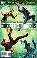 EN - Green Lantern: Emerald Warriors (2010) #09A