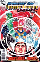 EN - Justice League: Generation Lost (2010) #24A