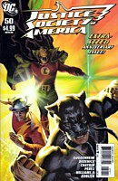 EN - Justice Society of America (2006 3rd Series) #50A