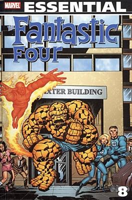 EN - Essential Fantastic Four Vol. 8 TPB