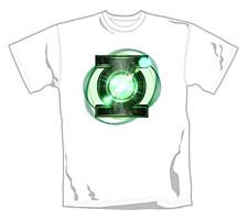 Green Lantern - Tričko Logo Glow