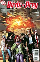 EN - Birds of Prey (2010 2nd Series) #12