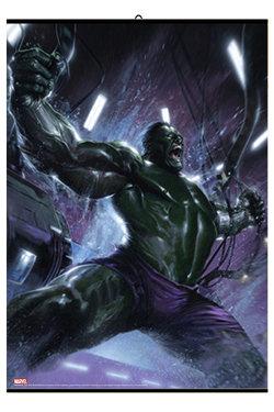 Hulk - Plakát (Wallscroll) 98x68cm
