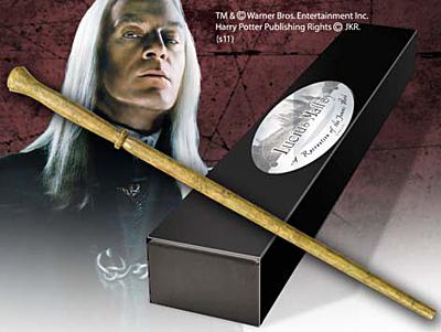 Kouzelnická hůlka - Lucius Malfoy, Character Edition (NN8208)