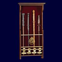 Harry Potter - Stojan na 4 kouzelnické hůlky (NN8040)