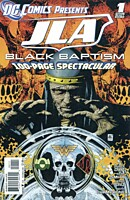 EN - DC Comics Presents: JLA - Black Baptism (2011) #1