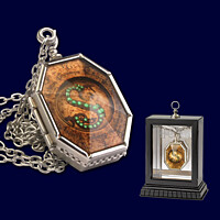 Harry Potter - Viteál medailonek - Horcrux Locket 1/1 (NN7968)