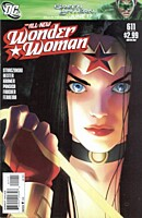EN - Wonder Woman (2006 3rd Series) #611A