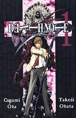 Death Note 01: Zápisník smrti
