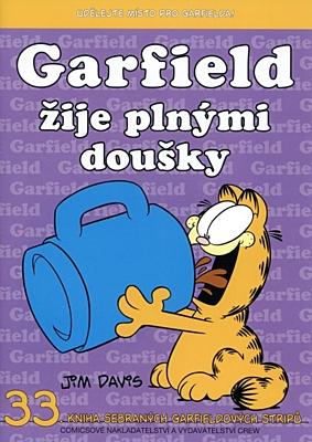 Garfield 33: Garfield žije plnými doušky