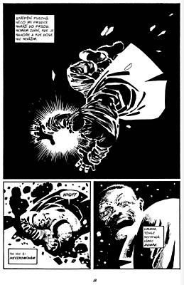 Sin City - Město hříchu 6: Chlast, děvky a bouchačky (vázaná)