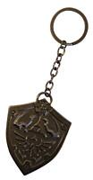Zelda - kovová klíčenka ŠTÍT