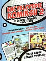 Encyklopedie komiksu v Československu 1945 - 1989 #2