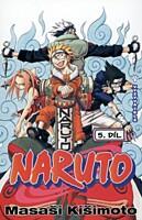Naruto 05: Vyzyvatelé