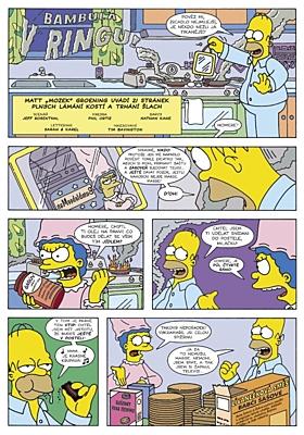 Simpsonovi: Velké rodeo