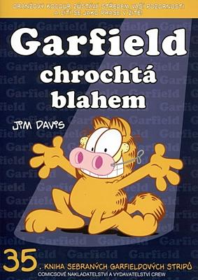 Garfield 35: Garfield chrochtá blahem