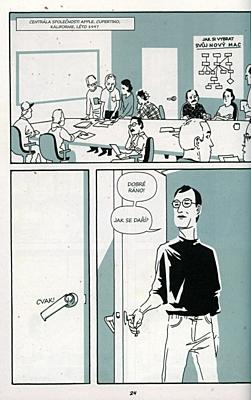 Steve Jobs: Konfigurace vnitřního já