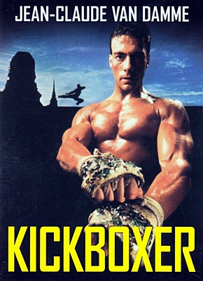 DVD - Kickboxer