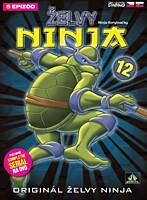 DVD - Želvy Ninja 12