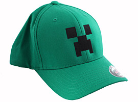 Minecraft - Kšiltovka Creeper