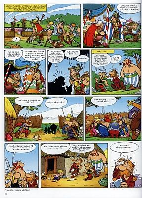 Asterix I. - IV.