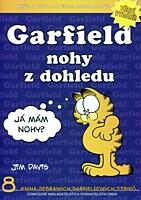 Garfield 08: Nohy z dohledu