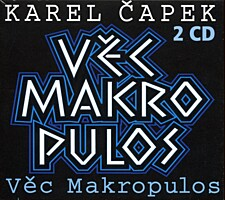 Věc Makropulos (2 CD)