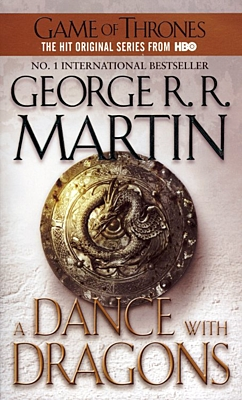 EN - Song of Ice and Fire 5: Dance with Dragons
