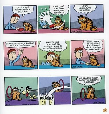 Garfieldův slovník naučný: Alotria