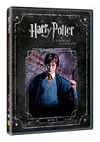 DVD - Harry Potter (2) a tajemná komnata