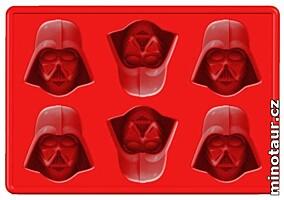 Star Wars - Silikonová formička na led - Darth Vader