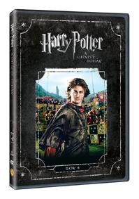 DVD - Harry Potter (4) a ohnivý pohár