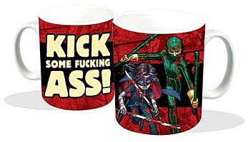 Kick-Ass - Hrnek Kick Some Fucking Ass Red Band Edition
