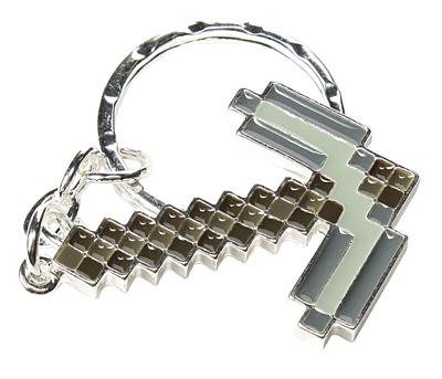 Minecraft - Klíčenka Pickaxe