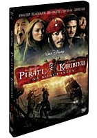 DVD - Piráti z Karibiku 3: Na konci světa